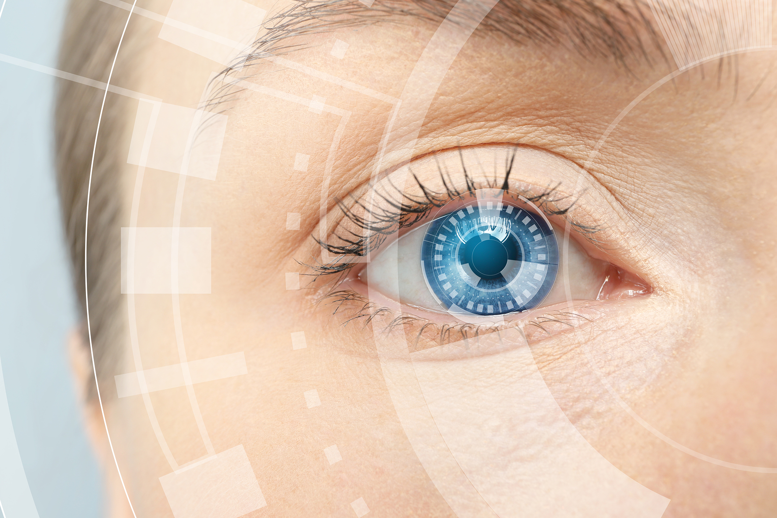 Seeing The Future Smart Contact Lens Helping Diabetics